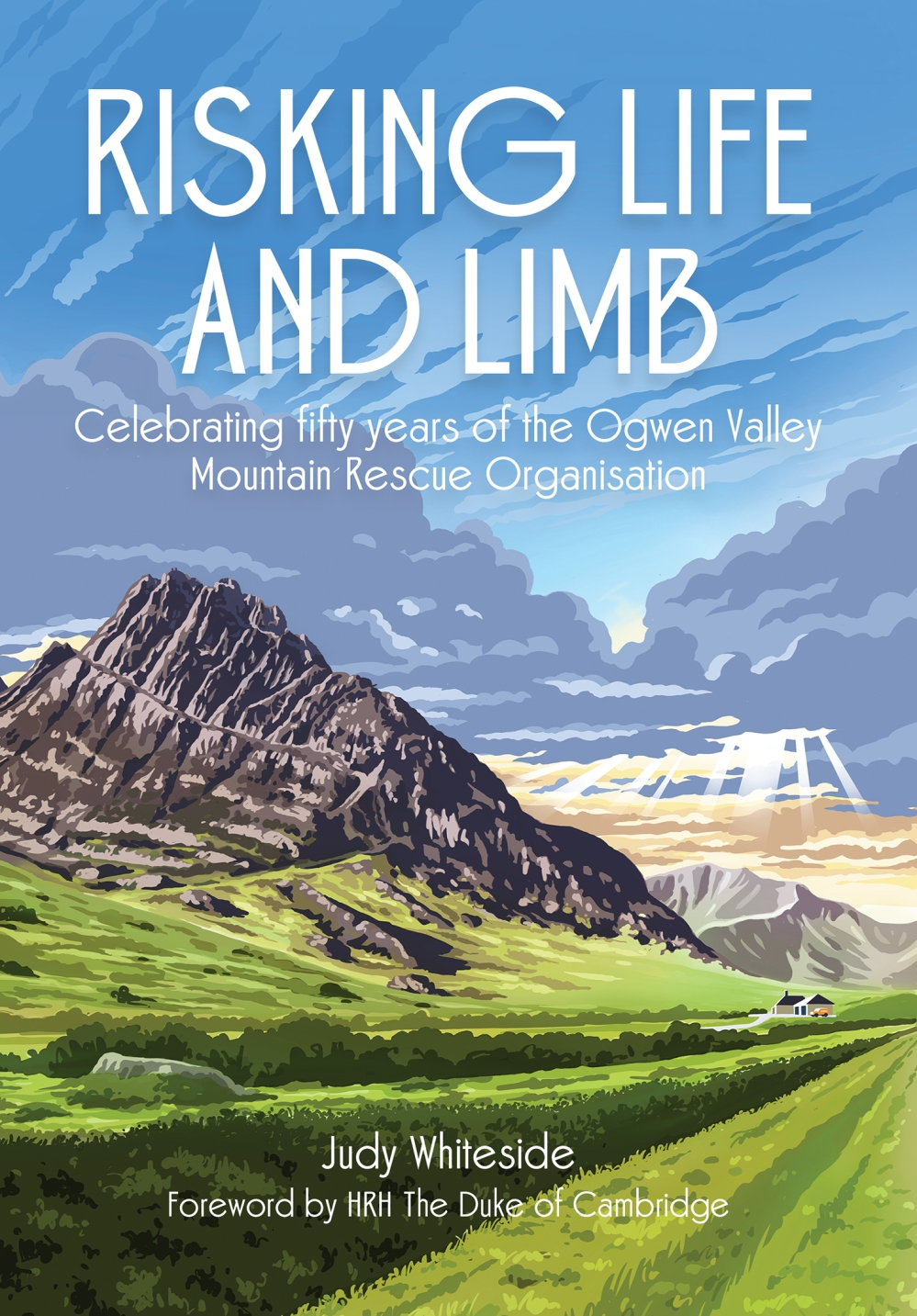 Ogwen book cover