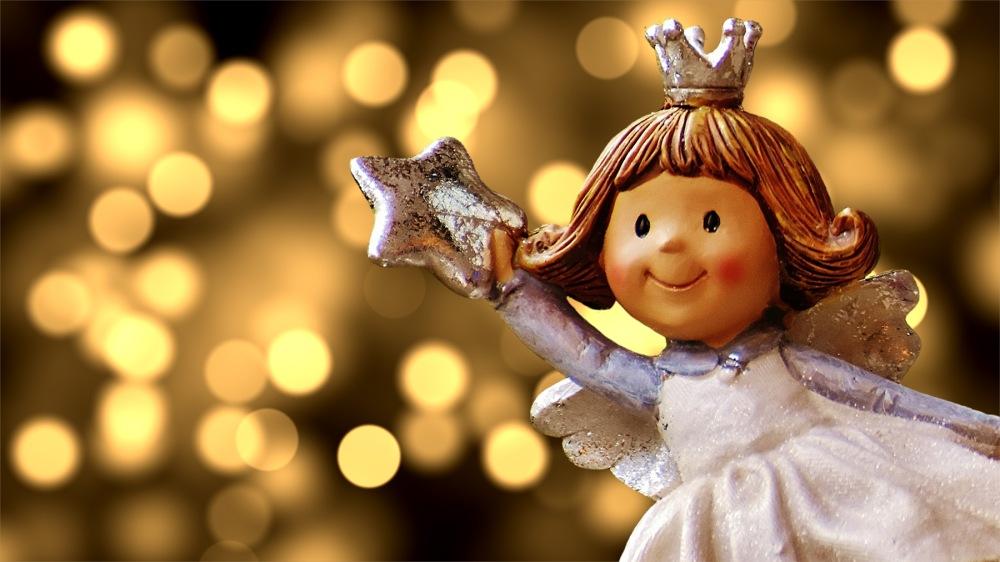 Angel Star Christmas Hope